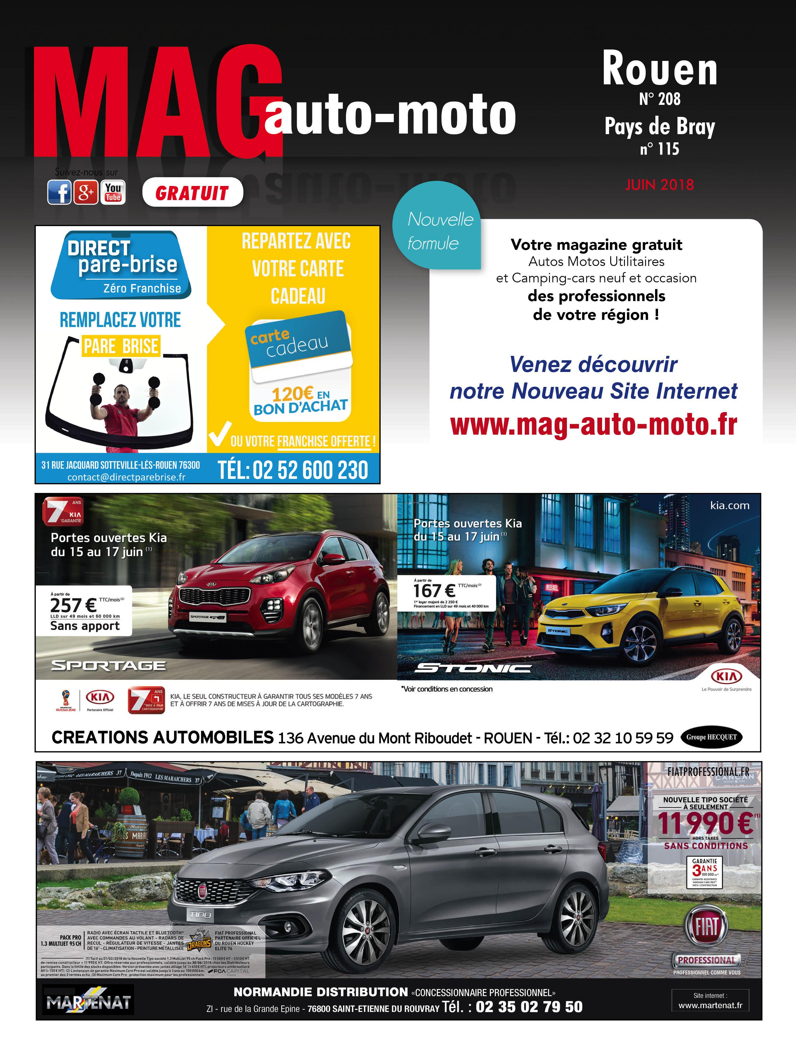 MAG Rouen 201 Juin 18